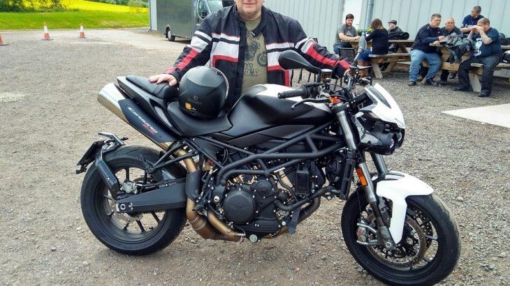 Road test Moto Morini 1200 Corsaro ZZ